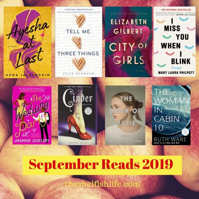 September Reads 2019-2