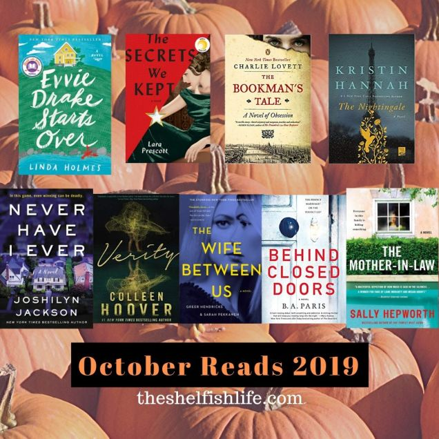 October Reads 2019