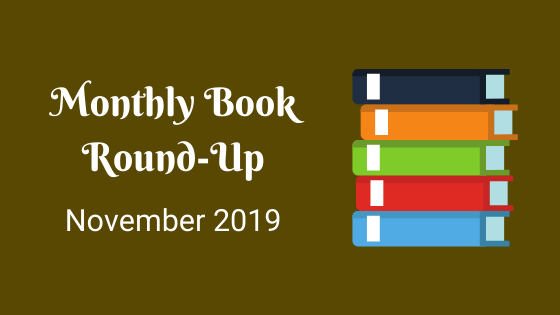 Monthly Book Round-Up
