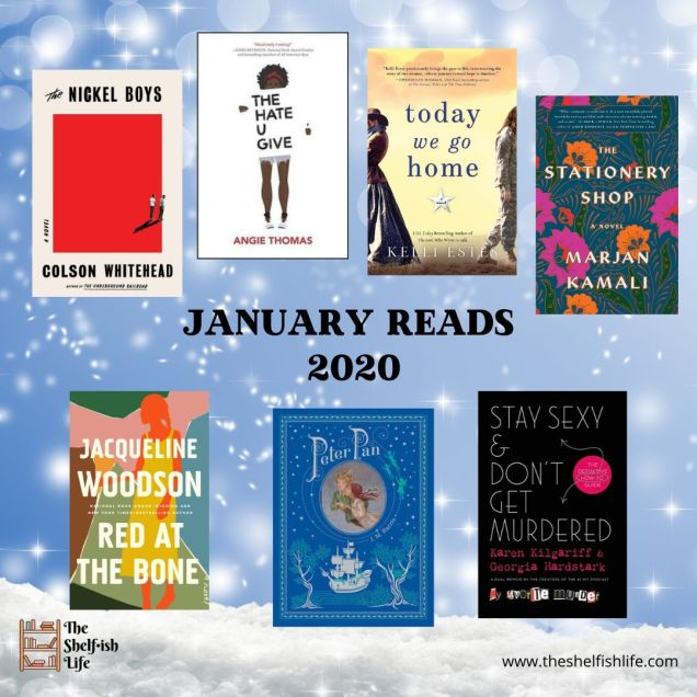 January 2020 Reads