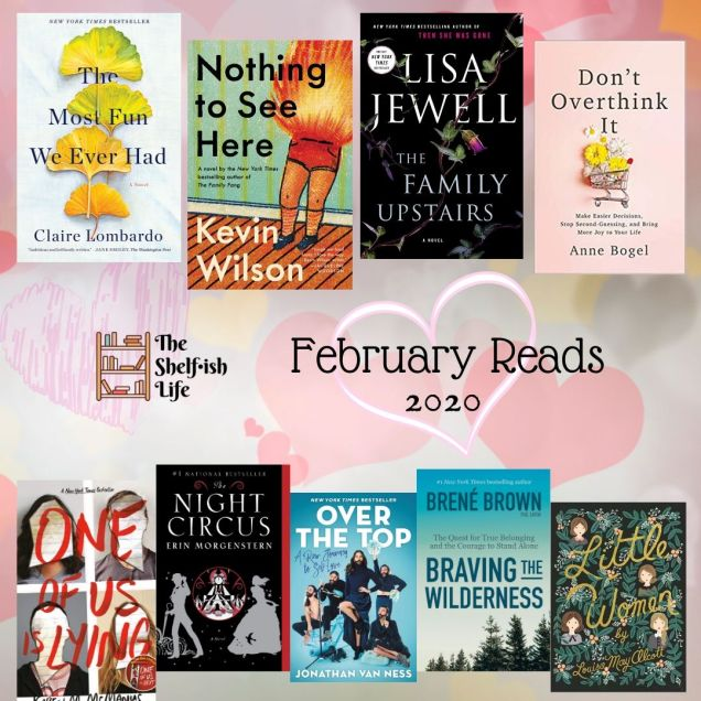 February Books Read